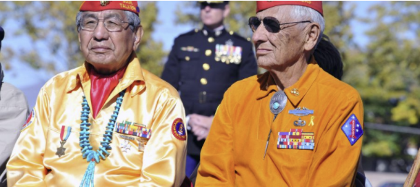 Code Talker strength and resiliency