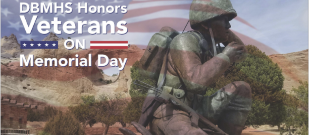 DBMHS Honors Veterans on Memorial Day